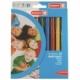 Felt Pen Bruynzeel Super Points Set 10 Tips 3001K10C