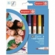 Felt Pen Bruynzeel Textile Set 8 Tips 6030K08C