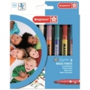 Felt Pen Bruynzeel Magic Points Set 8 Tips 7951K08C
