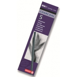 Charcoal Bruynzeel 5/Pack 8628K05