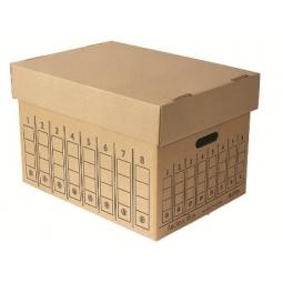 STORAGE BOX CARDBOARD BF 114097 44X36X29CM