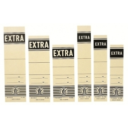 Spine Label Extra Bf 597-A Self-
