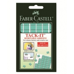GLUE FABER-CASTELL TACK IT 50GR 187091