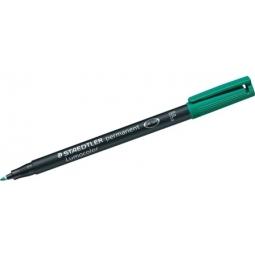 Marker Overhead Staedtler Lumocolor F Green St3185