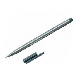 Pen Rollerball Staedtler Triplus Fineliner Grey St3348