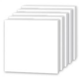 Foam Board White Adhesive 70X100 05Mm