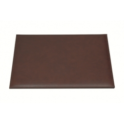 DESK PAD NOBLE DOUBLE 35X50CM 3004/102 BROWN