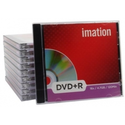 DVD IMATION RECORDABLE 4.7GB 1+ 16X