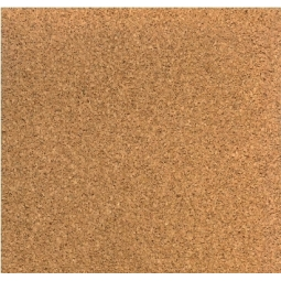CORK BOARD BROWN 915X610X03MM