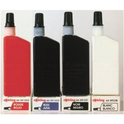 ROTRING DRAWING INK 216550 SIZE 23ML WHITE