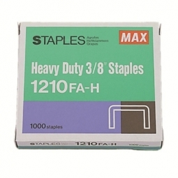 Staples Max 23/10 1000/Pack Ms92711 1210Fa-H
