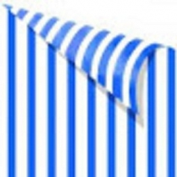 Cardboard Jansen Stripes 50X70 300G 305280.30 White/Blue