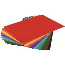 TINTED PAPER JANSEN MOOTH 130GSM 50X70CM 360523.25 CASSIS