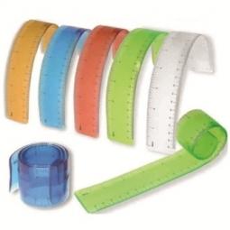 Ruler Deli Flexible 30Cm 6209