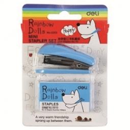 Stapler Deli N.10 Mini Blister E0253