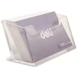 Card Case Deli Clear 7623