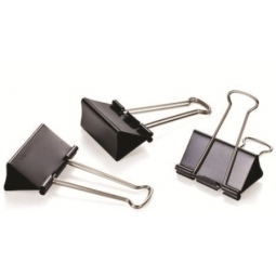 BINDER CLIP DELI 15MM 12/PACK E9546