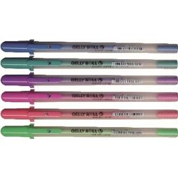 Gel Pen Sakura Gelly Roll Moonlight Fluo Green Xpgb 427