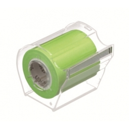 ROLL NOTES STICK N 50X10M 25MM CORE LIME 21437