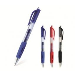 Pen Gel-Ink Flexoffice Mastership 0.5Mm Black Fo-Gel05
