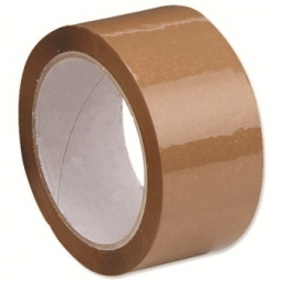 ADHESIVE TAPE LOBO 5CMX 45M BROWN