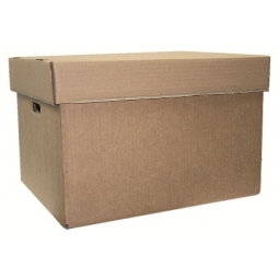 Storage Box Cardboard Noble 2009 44X35.2X29.5Cm