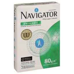 PHOTOCOPY PAPER A4 NAVIGATOR 80GSM 500SH