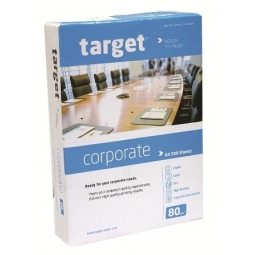PHOTOCOPY PAPER A4 TARGET 80GR
