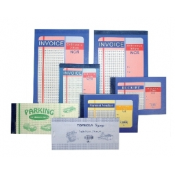 INVOICE BOOK PASCO 5 2 COPIES NCR 50 SHEETS 12X17