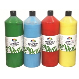 Gouache Paint Colour Magus 1000Ml Brilliant Yellow Ct1000-214