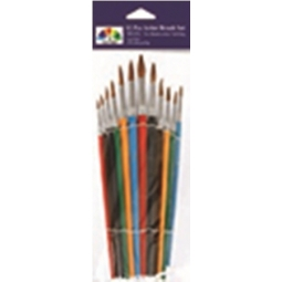 Brush Colour Magus Round Goat Hair 12/Pack 252