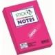Stick Notes Stick N 76X 50Mm 100Sh Neon Magenta 21161