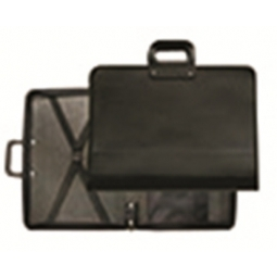 Canvas Bag Phoenix 73X102.5X3.8Cm Black K001