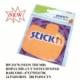Neon Imprint Notes Stick N 76X76Mm Thumb 21178