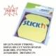 Neon Imprint Notes Stick N 76X76Mm Telephone 21179