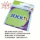 Neon Imprint Notes Stick N 76X76Mm Leaves 21180