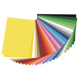 Tinted Paper Jansen Mooth 130Gsm A4 360530.67 100 Sheets Pink