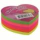 Stick Notes Stick N Die-Cut Cube Heart 21356