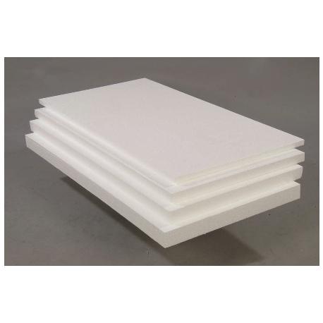 STYROPAN BOARD WHITE 100X100X2CM