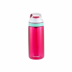 WATER BOTTLE CONTIGO COURTNEY BPA FREE W/AUTOSEAL LID 590ML SANGRIA 1000-0596