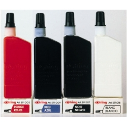 ROTRING DRAWING INK 216040 SIZE 23ML RED
