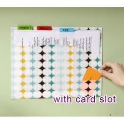 STICK NOTES STICK N REPOSITIONABLE POCKETS 3PCS ASSORTED SPARKS 27002
