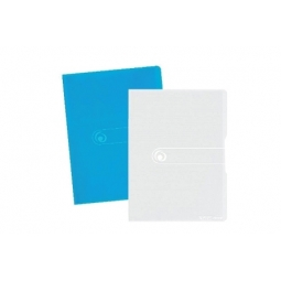 DISPLAY BOOK HERLITZ PP A4 20 POCKETS TRANSPARENT 11207396
