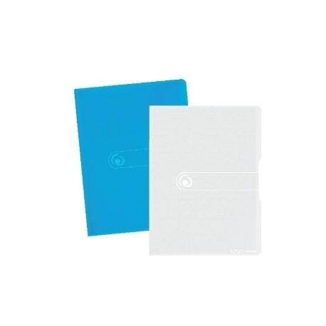 Display Book Herlitz Pp A4 20 Pockets Bl Tran 11207354