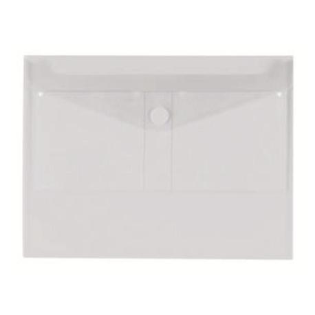 File Envelope Herlitz Pp A4 2Cds W/Hook And Loop 10790954