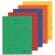 Folder With Flaps Herlitz Cardboard A4 320G Yellow 11076437