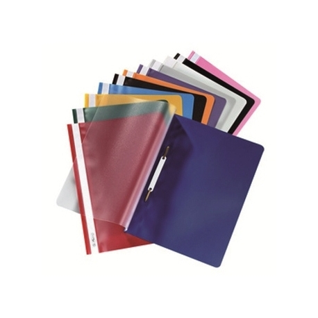 Report Cover Herlitz Plastic A4 Blue 00975441
