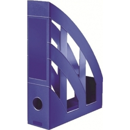 Magazine File Herlitz A4 Classic Blue 00065011