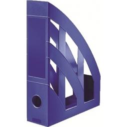 MAGAZINE RACK HERLITZ CLASSIC A4 BLUE 00065011