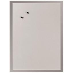 WHITEBOARD HERLITZ DRY-ERASE MAGNETIC 60X80CM WOODEN FRAME 10524635